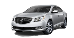 New Buick LaCrosse in