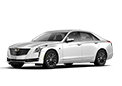 New Cadillac CT6 in