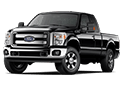 New Ford F-250 Super Duty in