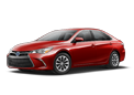 New Toyota Camry Hybrid in