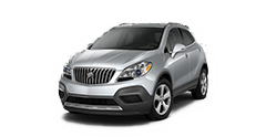 New Buick Encore in