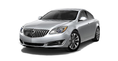 New Buick Regal in