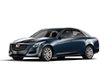 New Cadillac CTS in