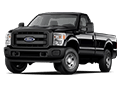 New Ford F-350 in