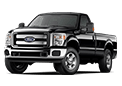 New Ford F-350 Super Duty in