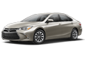 New Toyota Camry in